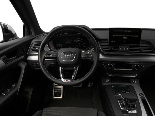 New 2020 Audi SQ5 for sale in dubai