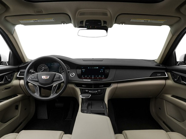 New 2020 Cadillac CT6 for sale in dubai