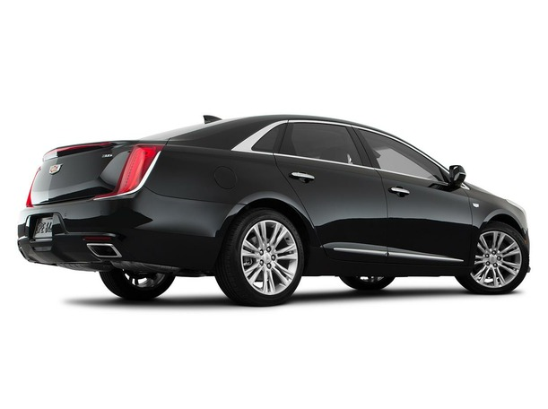 New 2020 Cadillac XTS for sale in dubai
