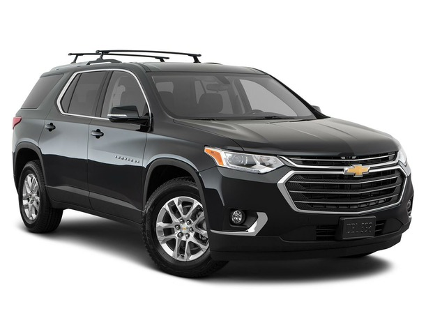 New 2020 Chevrolet Traverse for sale in dubai