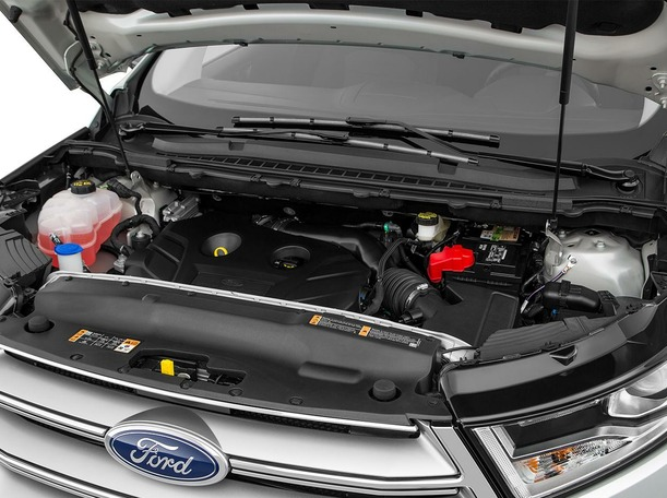New 2020 Ford Edge for sale in dubai