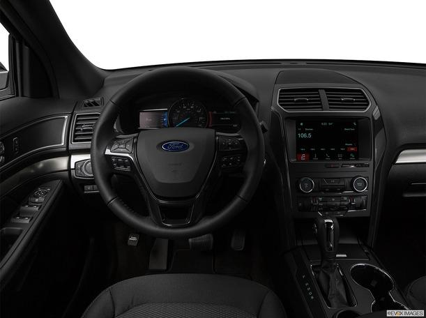 New 2020 Ford Explorer for sale in dubai