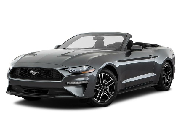 New 2020 Ford Mustang for sale in dubai