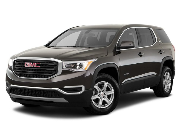 New 2020 GMC Acadia for sale in dubai