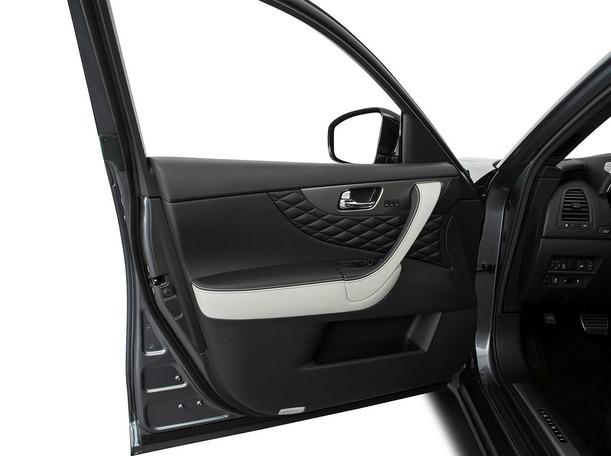New 2020 Infiniti QX70 for sale in dubai