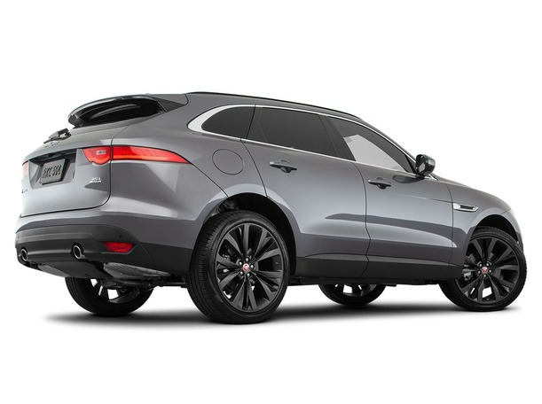 New 2020 Jaguar F-Pace for sale in dubai