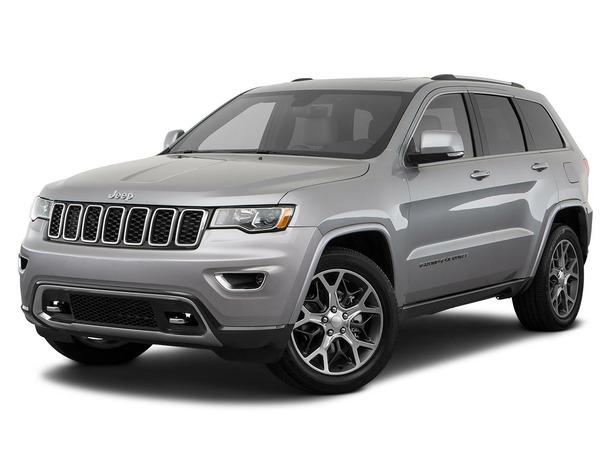 New 2020 Jeep Grand Cherokee for sale in dubai