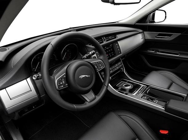 New 2018 Jaguar XF for sale in dubai