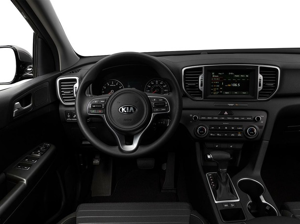 New 2020 Kia Sportage for sale in dubai