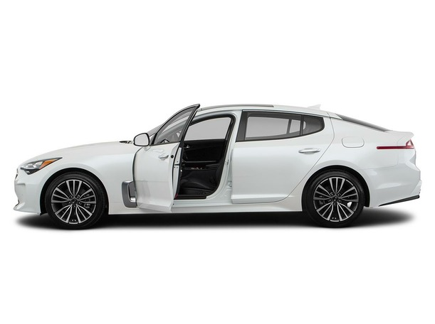 New 2020 Kia Stinger for sale in dubai
