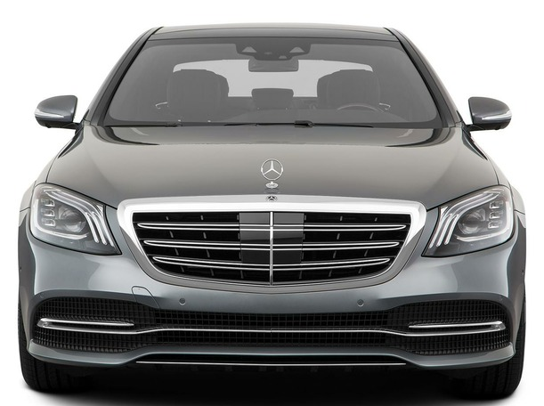 New 2020 Mercedes S63 AMG for sale in dubai