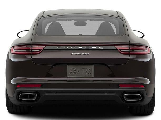 New 2020 Porsche Panamera Turbo for sale in dubai