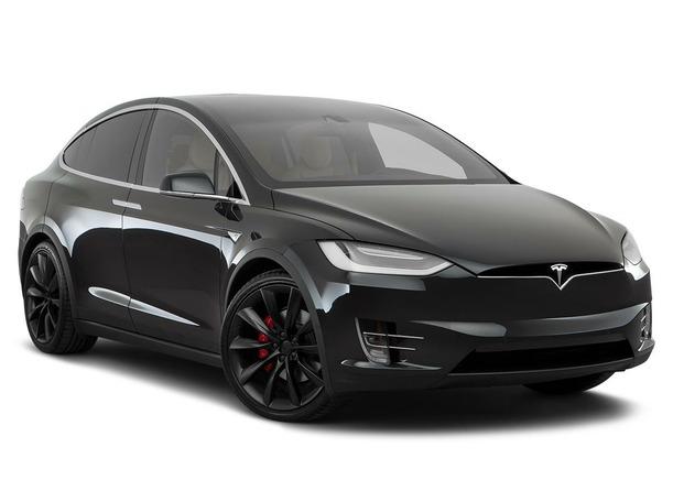 New 2020 Tesla Model X for sale in dubai