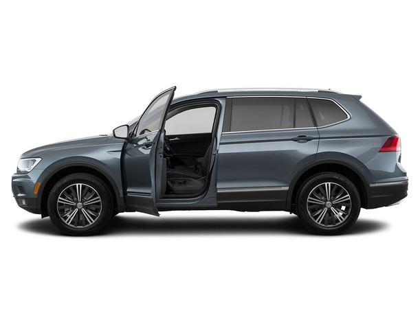 New 2020 Volkswagen Tiguan for sale in dubai