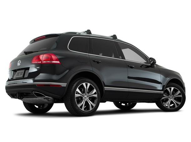 New 2020 Volkswagen Touareg for sale in dubai