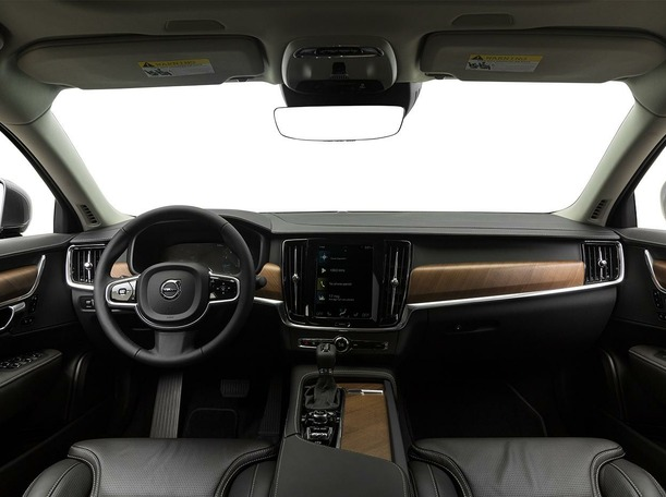 New 2020 Volvo S90 for sale in dubai