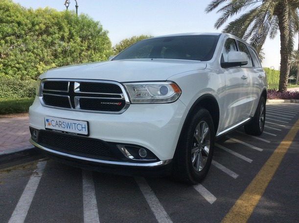 Used 2014 dodge Durango for sale in dubai