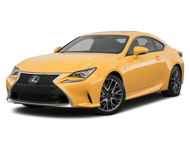 New 2018 Lexus RC350 for sale in dubai