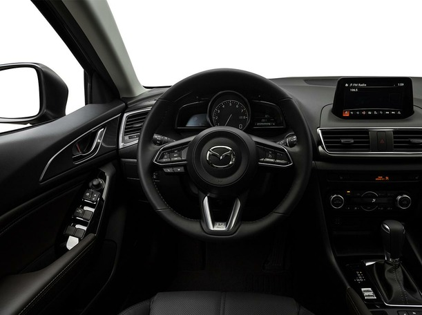 New 2018 Mazda 3 for sale in dubai