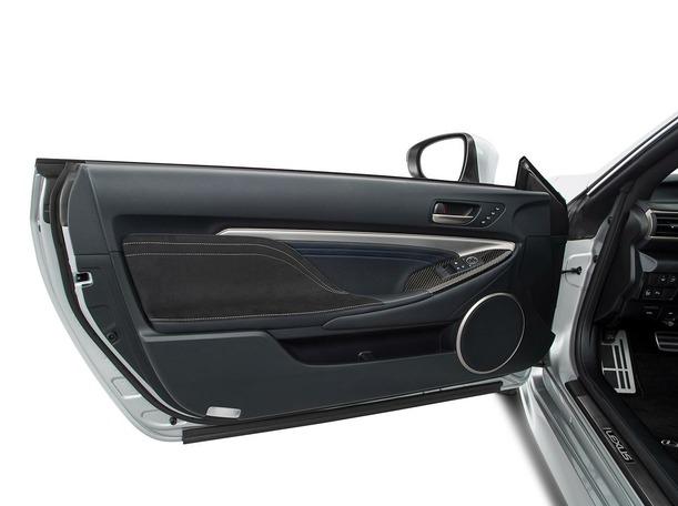 New 2018 Lexus RCF for sale in dubai