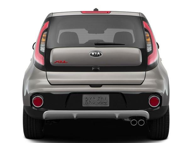 New 2018 Kia Soul for sale in dubai
