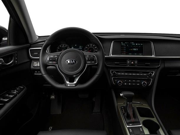 New 2018 Kia Optima for sale in dubai