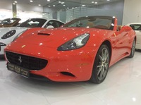 Used 2012 ferrari California for sale in dubai