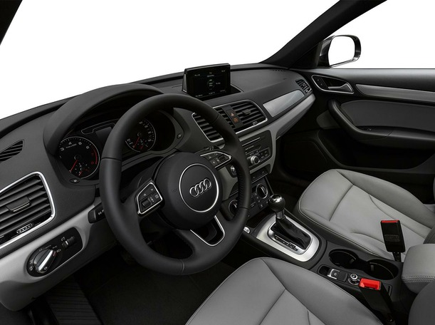 New 2018 Audi Q3 for sale in dubai