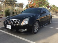 Used 2012 cadillac CTS for sale in dubai