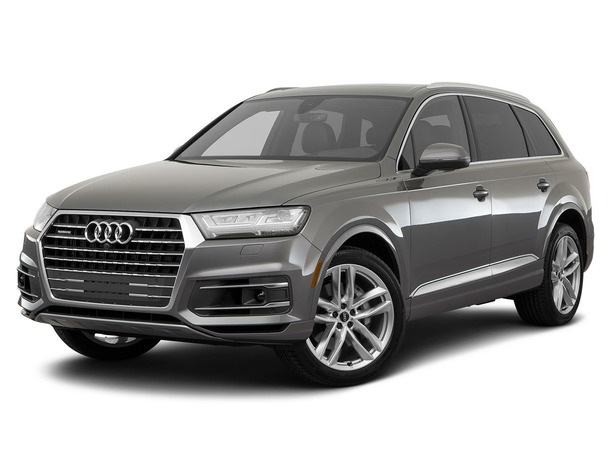 New 2020 Audi Q7 for sale in dubai