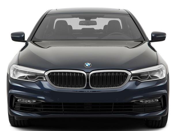 New 2018 BMW 550 for sale in dubai