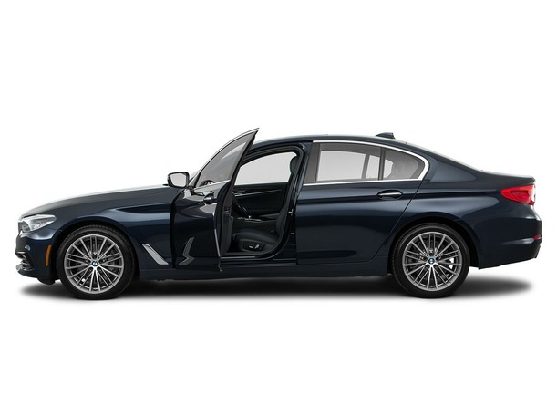 New 2018 BMW 540 for sale in dubai