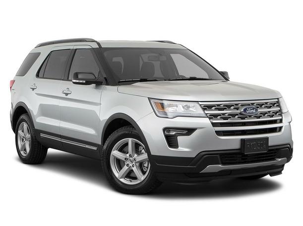 New 2018 Ford Explorer for sale in dubai