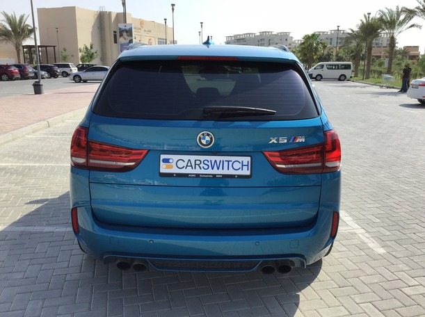 BMW X5 M for sale: AED 250,000 - 17,500KM, 2017 | CarSwitch