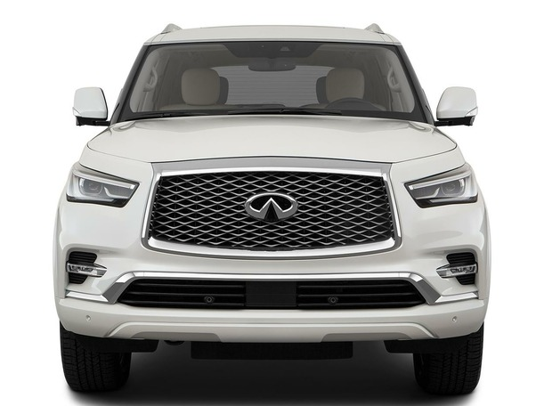 New 2018 Infiniti QX80 for sale in dubai