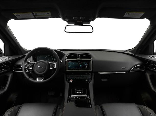 New 2018 Jaguar F-Pace for sale in dubai