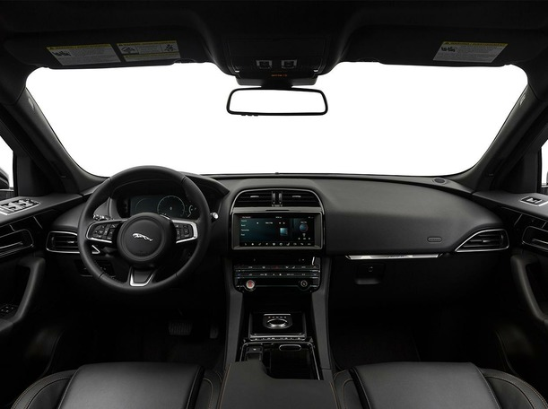 New 2018 Jaguar F-Pace for sale in dubai