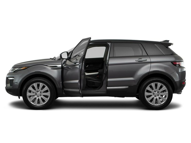 New 2018 Range Rover Evoque for sale in dubai