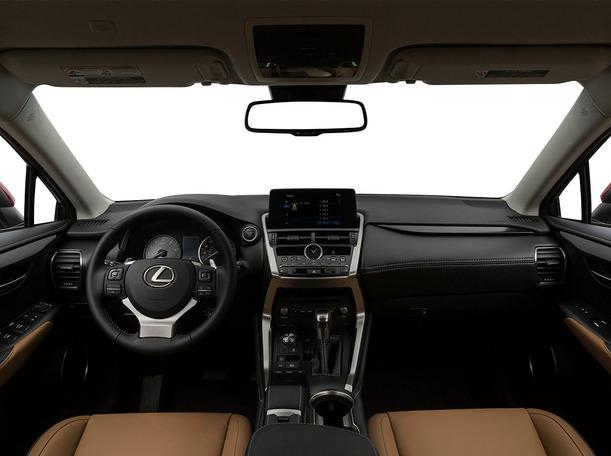New 2018 Lexus NX300 for sale in dubai