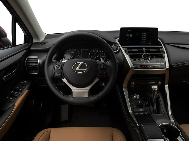 New 2020 Lexus NX300 for sale in dubai