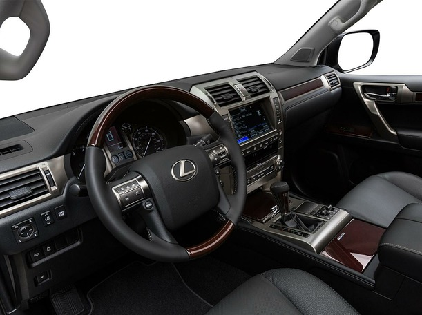 New 2018 Lexus GX460 for sale in dubai