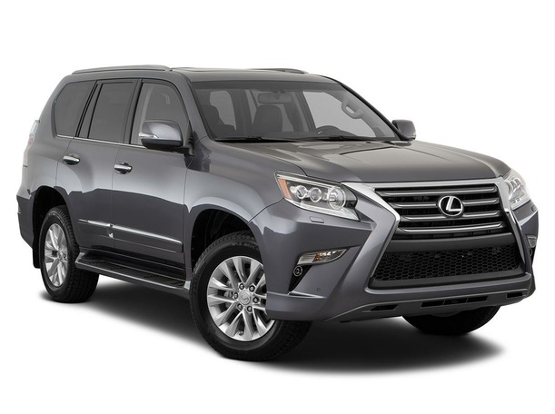 New 2020 Lexus GX460 for sale in dubai
