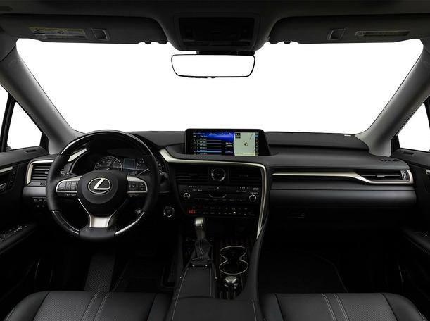 New 2018 Lexus RX450h for sale in dubai