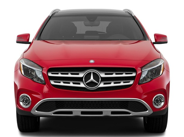 New 2018 Mercedes GLA250 for sale in dubai