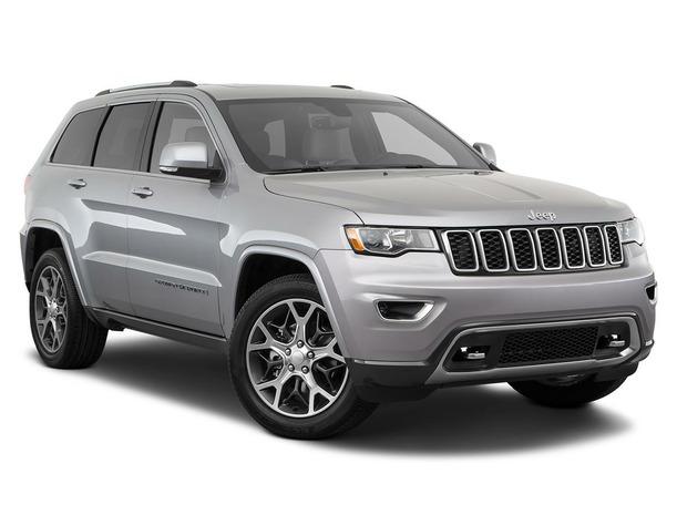 New 2018 Jeep Grand Cherokee for sale in dubai