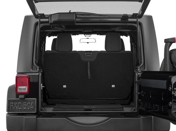 New 2018 Jeep Wrangler for sale in dubai