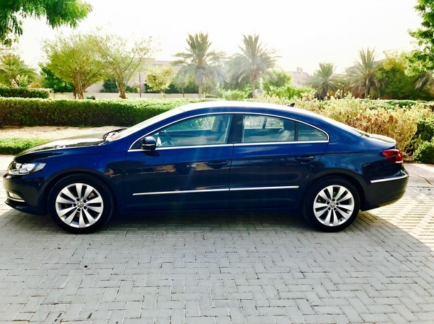 Used 2015 volkswagen CC for sale in dubai