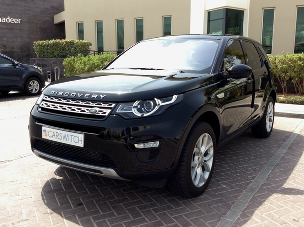 Used 2016 land-rover Discovery Sport for sale in abudhabi