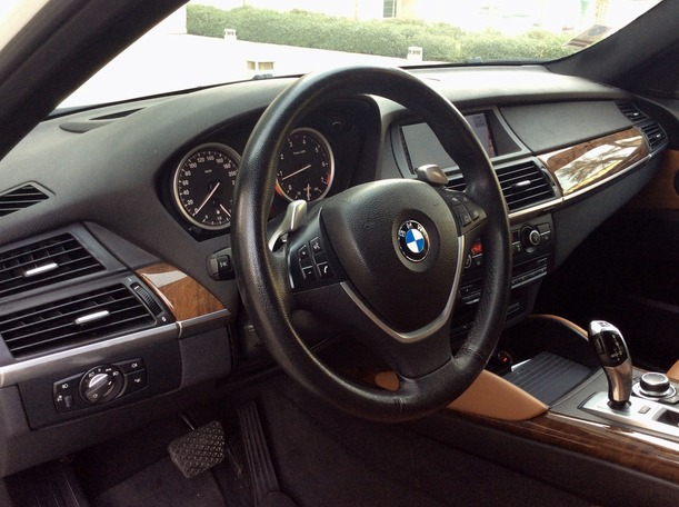 Used 2010 bmw X6 for sale in dubai