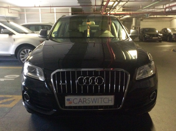 Used 2013 audi Q5 for sale in dubai